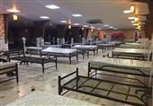 نقاهتگاه بیماران کرونایی در شرق استان گلستان ایجاد میشود