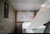 کارگاه تولید اتوماتیک ماسک و مواد ضدعفونی قرارگاه جهادی سردار سلیمانی تبریز به روایت تصویر