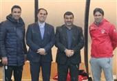 مدیرعامل شرکت فولاد خوزستان: تیم آذری - نکونام برای فصل بعد حفظ میشود/ کرونا بیشترین ضربه را به ما زد