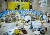 توزیع 270 بسته معیشتی و بهداشتی در اطراف تهران توسط گروه جهادی شهدای باغ فیض