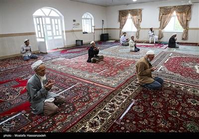 با اعلام شدن وضعیت سفید در گمیشان مساجد و مکان های مذهبی با اصول موازین بهداشتی باز شده اند
