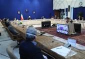 روحانی: آموزشهای مجازی نمیتواند جای کلاس و محیط مدرسه را پر کند/ سامانه شاد تکمیل و نواقص آن رفع شود