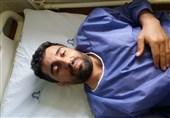 مجروحیت عضو تیم تفحص شهدا در عملیات کاوش پیکر شهدا