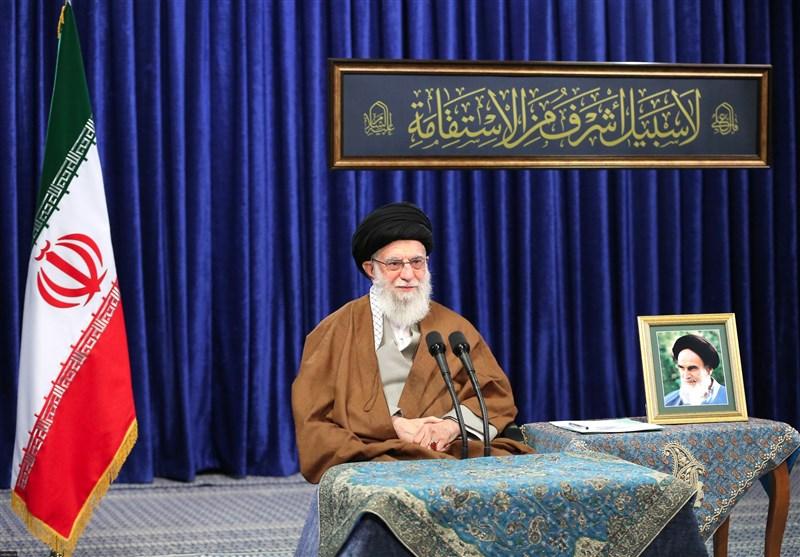 پخش زنده سخنرانی تلویزیونی امام خامنهای در سالروز رحلت امام خمینی(ره)