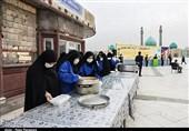 افتتاح همزمان 1000 مرکز اطعام مهدوی در مسجد مقدس جمکران بهروایت تصویر