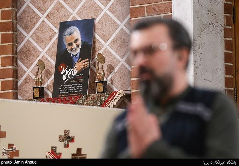 """عیدانه """"جشن رمضان"""" با هنرمندان جهادی/ شبی که خانواده """"حاج قاسم"""" به تلویزیون آمدند"""