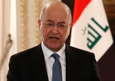 برهم صالح خواستار توقف اقدامات نظامی ترکیه در عراق شد