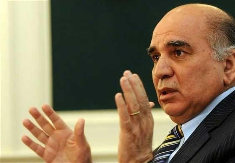 وزیر خارجه عراق: ایران تمامی تلاش خود را برای ثبات عراق به کار میگیرد