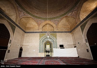 مسجد النبی (ص) - قزوین