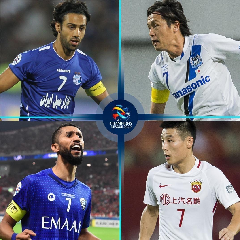 کنفدراسیون فوتبال آسیا (AFC) , لیگ قهرمانان آسیا , فرهاد مجیدی , فوتبال ,
