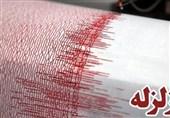 وقوع زمینلرزه 4.6 ریشتری در دریای خزر در حوالی گمیشان استان گلستان