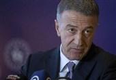 آقااوغلو: دولت ترکیه باید درباره شروع سوپرلیگ تصمیم بگیرد