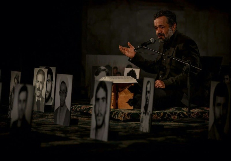 درخواست مداح معروف تهران برای بزرگداشت روز قدس در فضای مجازی! + فیلم