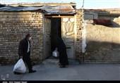 گزارش تصویری طرح اطعام مهدوی در شهر قزوین