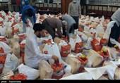 توزیع بستههای معیشتی و بهداشتی در سراسر شهرستان بروجن؛ گروههای جهادی پای کار هستند