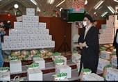 هیئت شهدای گمنام تبریز؛ به نیابت از هر شهید، اهدای یک بسته معیشتی به نیازمندان +تصاویر