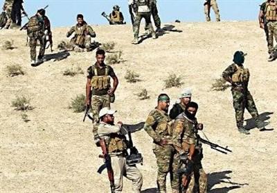 عراق| انهدام ۳ مخیفگاه داعش در صلاحالدین/ تاکید حشد شعبی بر ادامه عملیات مبارزه با تروریسم