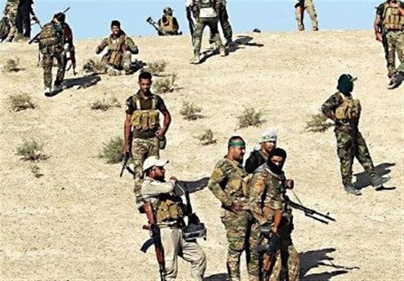 عراق؛ دیالہ میں حشد الشعبی اور داعشی دہشت گردوں کے درمیان شدید جھڑپیں