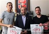 بازیکنان برزیلی گیتیپسند به کشور خود بازگشتند