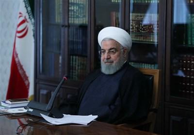 روحانی قانون «مقابله با اقدامات خصمانه رژیم صهیونیستی علیه صلح و امنیت» را ابلاغ کرد