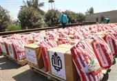توزیع 4300 بسته غذایی میان نیازمندان مناطق محروم توسط هلدینگ بنیاد مستضعفان