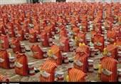 1000 بسته معیشتی بین افراد بی بضاعت خرمآباد توزیع میشود