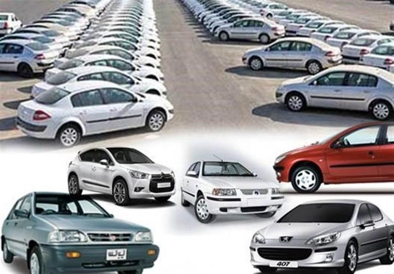 کاهش ۱۰ تا ۲۷ میلیونی قیمت خودرو همزمان با ریزش قیمت ها در بازار ارز