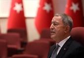 واکنش آنکارا به ادعای فرانسه در ایجاد مزاحمت ناوهای ترکیه در مدیترانه