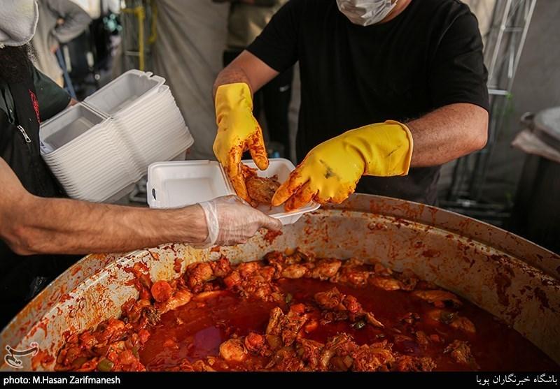 توزیع بیش از 22 هزار وعده غذای گرم در بین نیازمندان پایتخت+ عکس