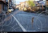 اعمال تدابیر شدید امنیتی توسط هند در کشمیر از بیم اعتراضات مردمی