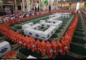 بستههای معیشتی بسیج ورزشکاران استان بوشهر توزیع شد