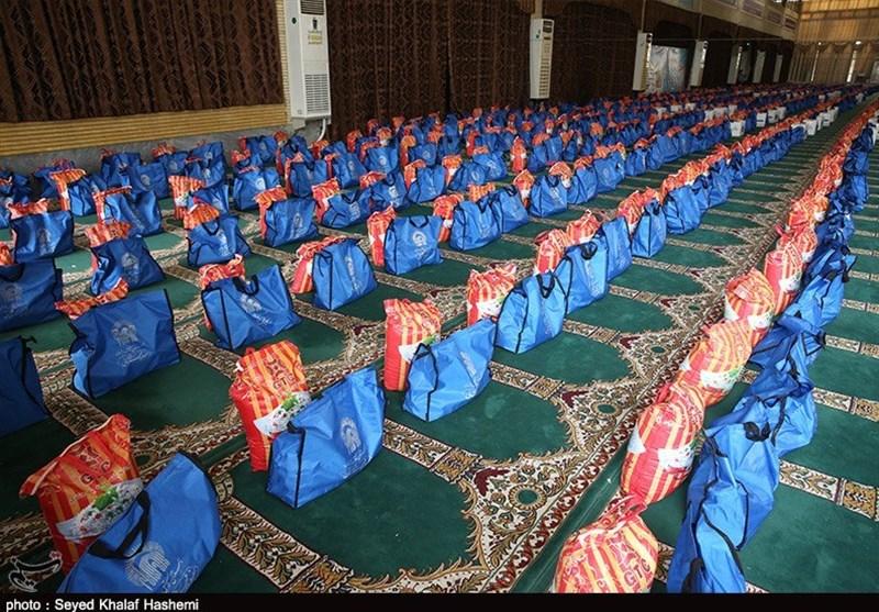 هیئتهای مذهبی استان بوشهر یک میلیارد تومان به نیازمندان کمک کردند
