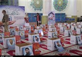 لبیک دانشگاهیان خراسان شمالی به فرمان مقام معظم رهبری / رزمایش عظیم احسان دانشجویی در مناطق محروم + فیلم