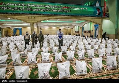 سپاه 390 هزار بسته معیشتی بین نیازمندان استان گلستان توزیع کرد