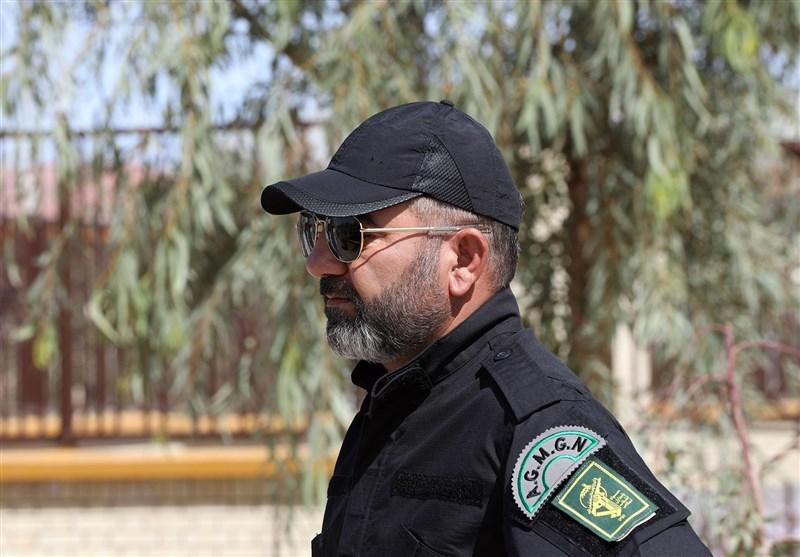 اختصاصی| انتصاب سرهنگ محمودی به فرماندهی نیروی ویژه صابرین