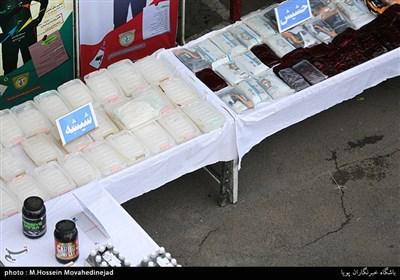 کشف ۳ تن و ۵۰۰ کیلوگرم انواع مواد مخدر در خوزستان / ۱۱۷  قاچاقچی در این ارتباط دستگیر شدند