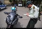 2000 دستگاه از موتور سیکلتهای رسوبی در استان مازندران ترخیص شد