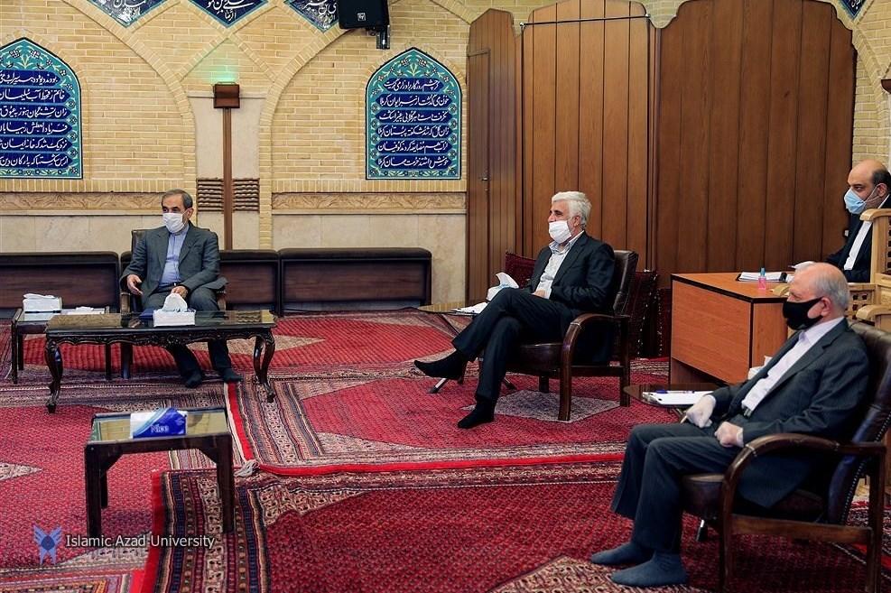 دانشگاه آزاد اسلامی , محمدمهدی طهرانچی ,
