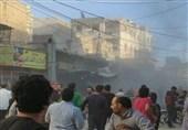سوریه|انفجار بمب در حومه حلب