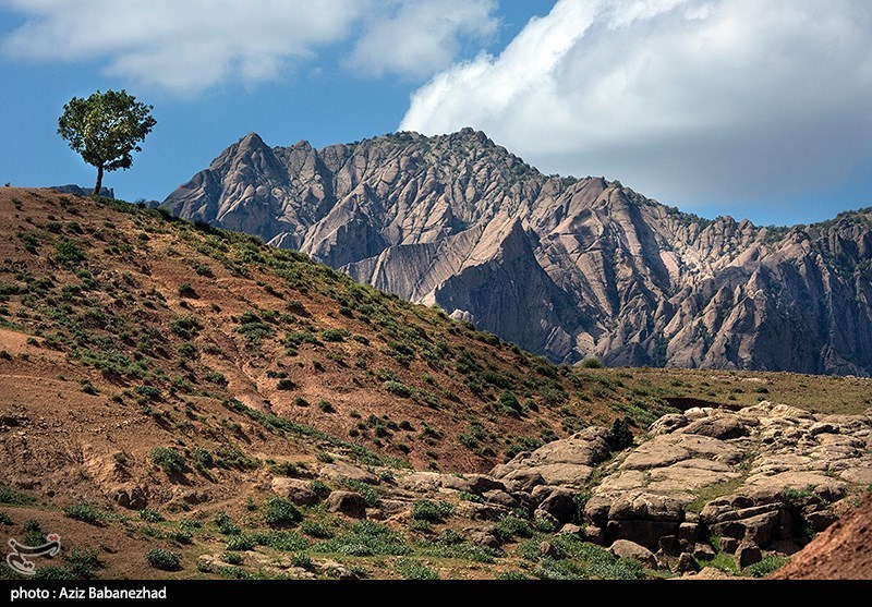 Mehrabkooh Mountain in Iran's Lorestan - Tourism news