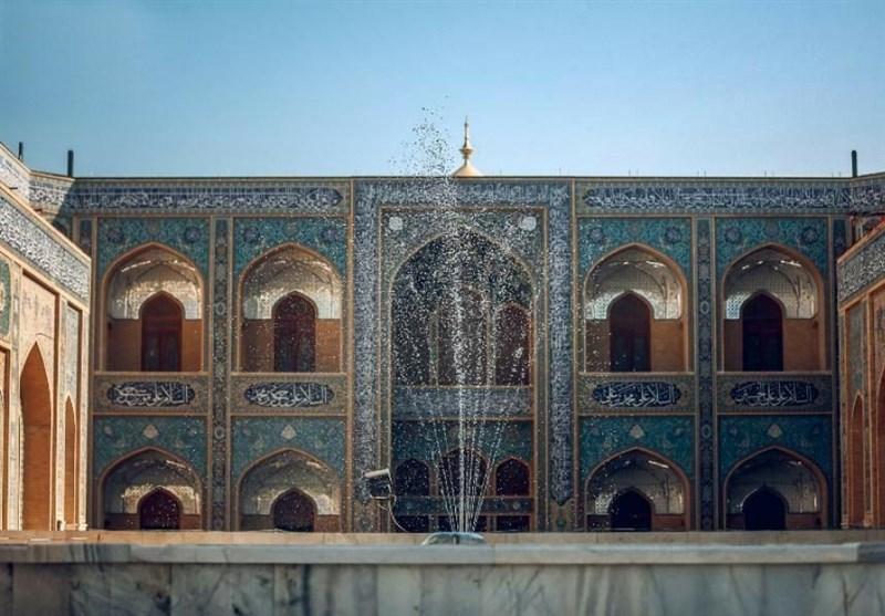 ستاد بازسازی عتبات عالیات ، حرم حضرت علی علی(ع) ، امام علی (ع)| حضرت علی (ع) ، حضرت زهرا ،