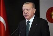 اردوغان از مقررات منع رفت و آمد 4 روزه خبر داد