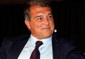 لاپورتا: میخواهم دوباره رئیس بارسلونا شوم و گواردیولا را برگردانم/ وجهه باشگاه در چند سال اخیر خراب شد