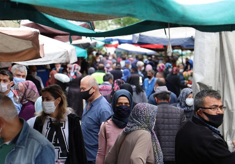 آخرین آمار ابتلای به ویروس کرونا در ترکیه/ 24 نفر دیگر جان باختند