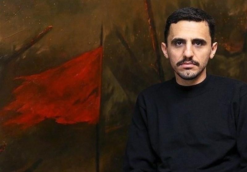 نقاشی جدید حسن روحالامین بهمناسبت شهادت امام علی(ع)+ عکس