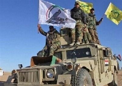 عراق| عملیات امنیتی حشد شعبی در جنوب سامراء