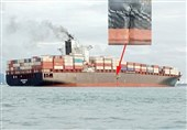 Crew Safe after Iranian Container Ship Runs Aground near Singapore
