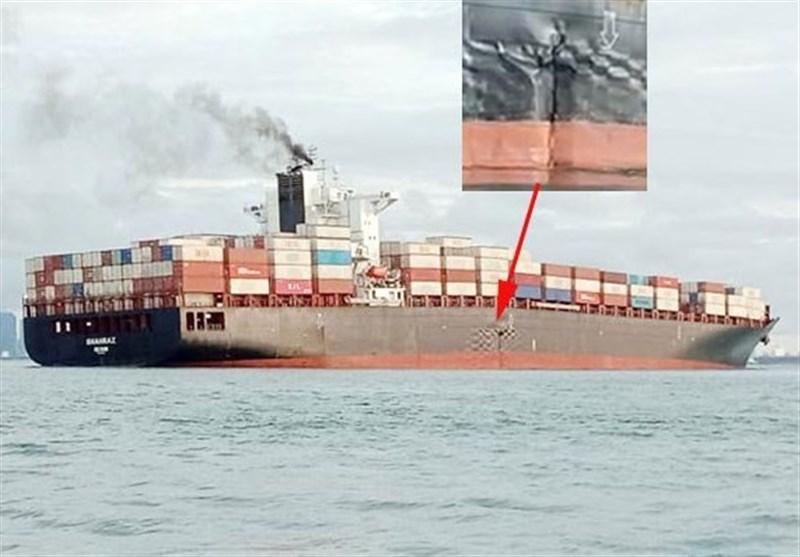 کشتی حادثه دیده ایرانی تلفات جانی نداشت