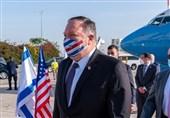 پامپئو خطاب به نتانیاهو در فلسطین اشغالی: باید معامله قرن را پیش ببریم