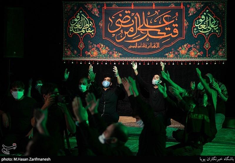 کرونا , هیئت , مسجد , گروههای جهادی , جهادگر , ماه محرم , ماه رمضان ,
